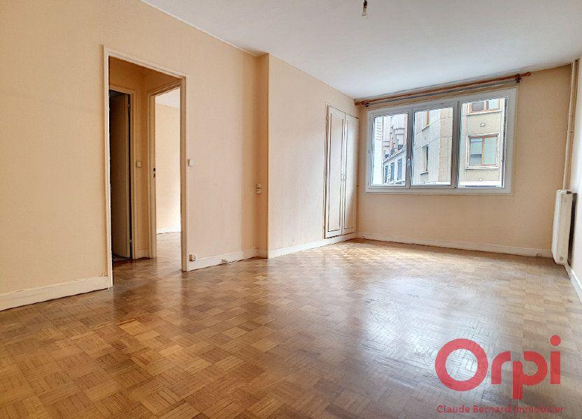 Appartement à vendre 44.4m2 à Paris 13