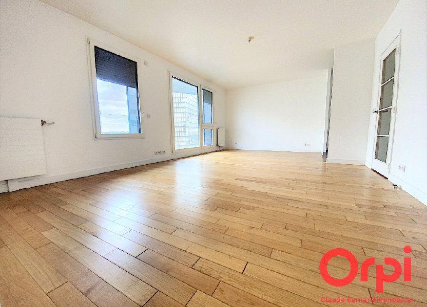 Appartement à vendre 58.3m2 à Paris 13