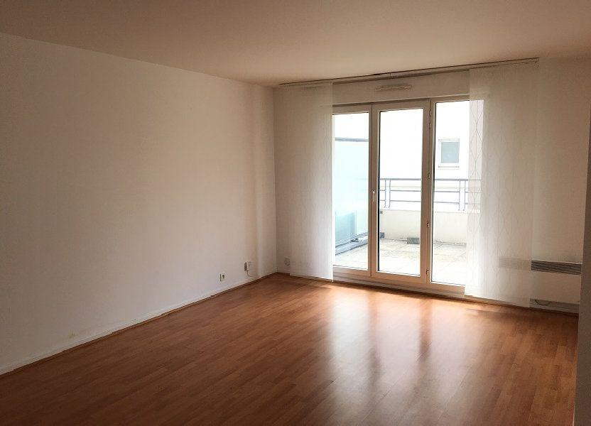 Appartement à louer 46m2 à Montrouge