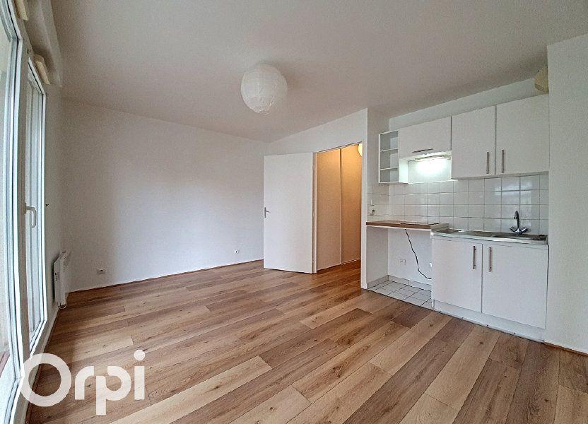 Appartement à louer 23m2 à Fontenay-aux-Roses