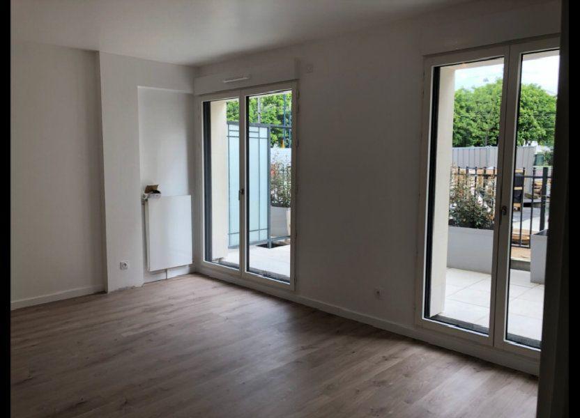 Appartement à louer 47.41m2 à Clamart