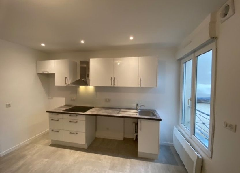 Appartement à louer 55.75m2 à Châtillon