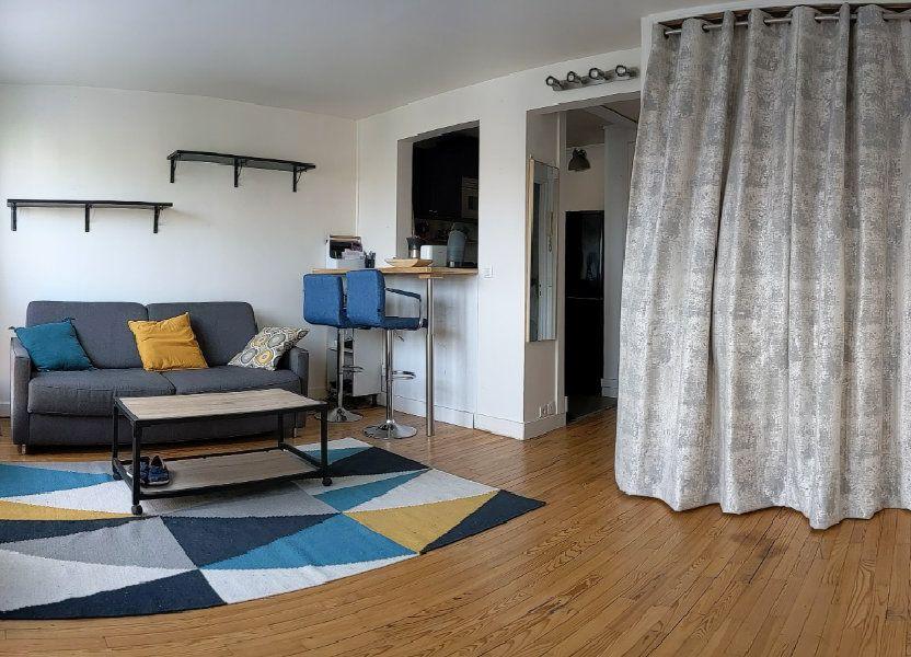 Appartement à louer 25m2 à Fontenay-aux-Roses