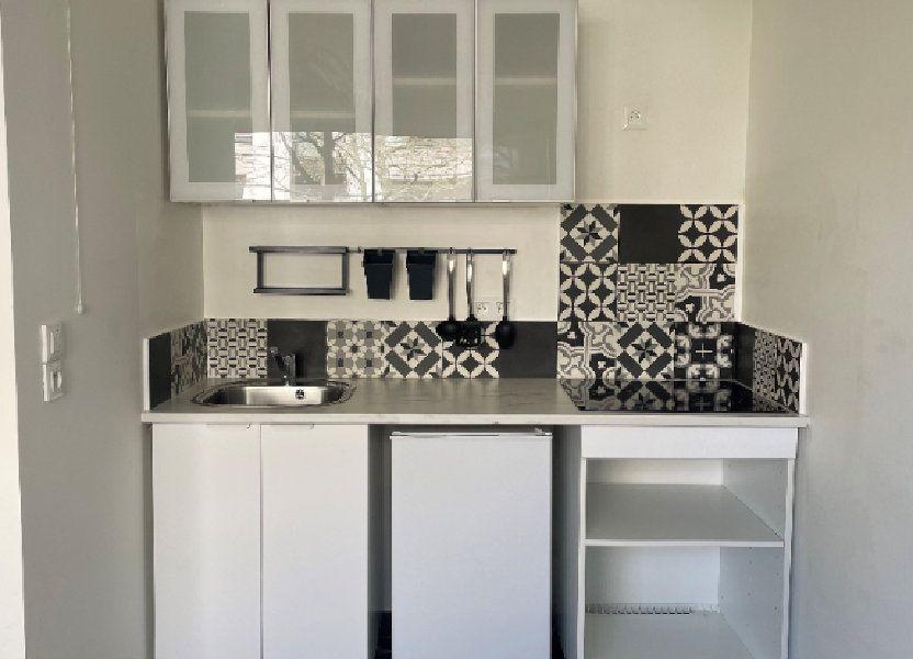 Appartement à louer 25.7m2 à Châtillon