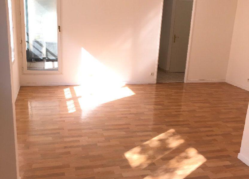 Appartement à louer 52.48m2 à Châtillon