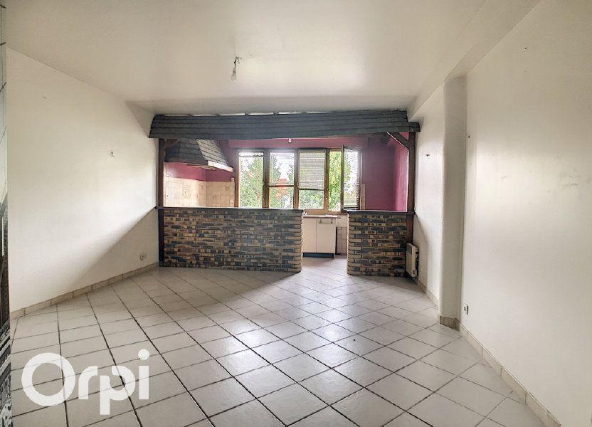 Appartement à vendre 57.9m2 à Clamart