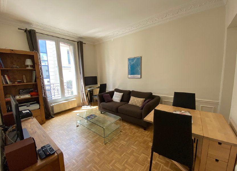 Appartement à vendre 48.44m2 à Bourg-la-Reine