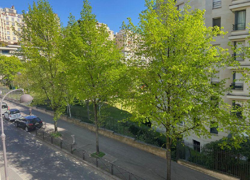 Appartement à vendre 68.52m2 à Paris 16