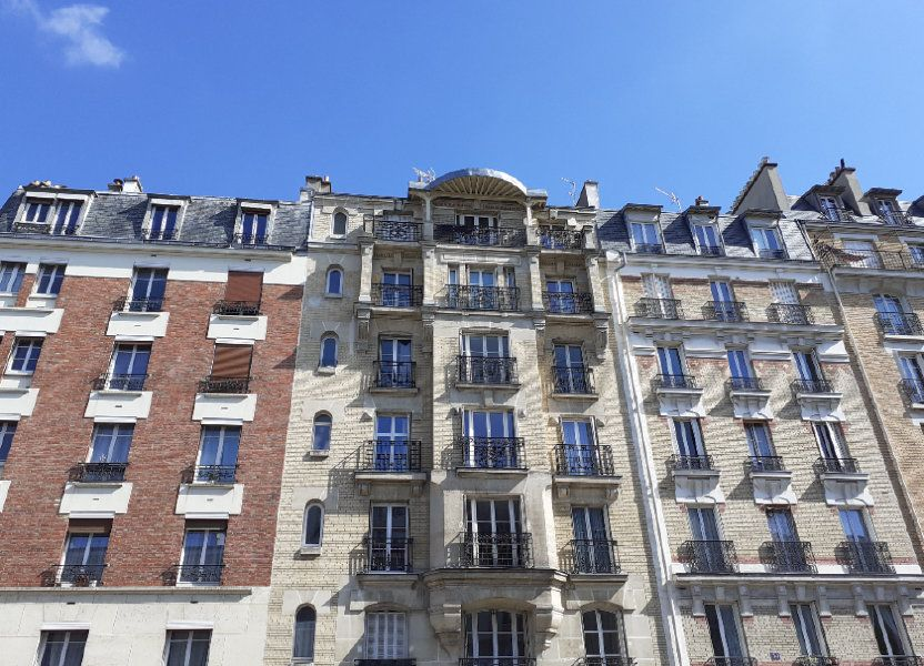 Appartement à louer 47.02m2 à Paris 15