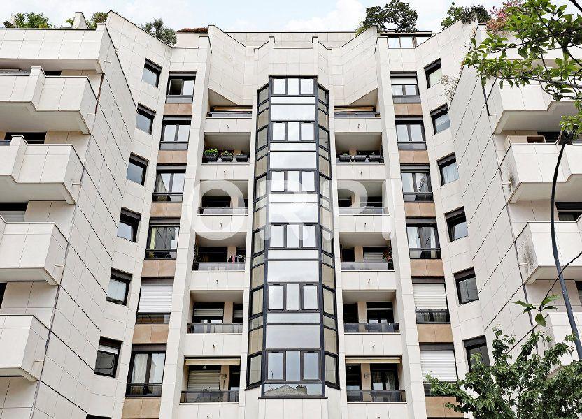 Appartement à vendre 87m2 à Vanves