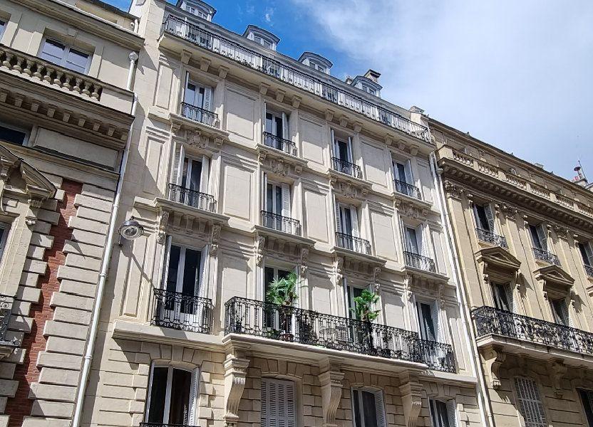 Appartement à vendre 145m2 à Paris 16