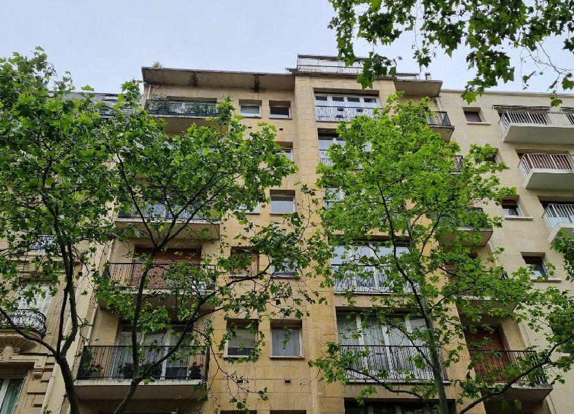 Appartement à vendre 50.58m2 à Paris 16