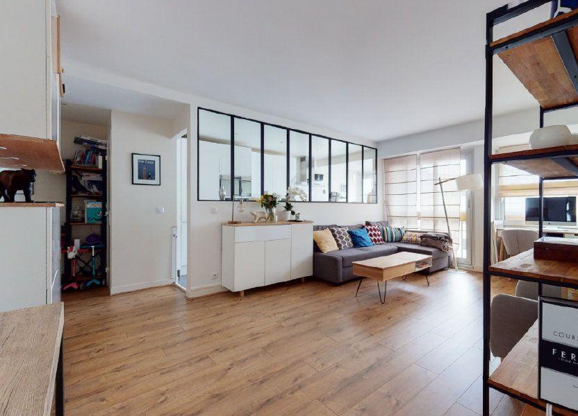 Appartement à vendre 71m2 à Paris 15
