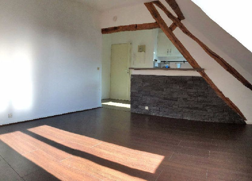 Appartement à louer 26m2 à Sucy-en-Brie