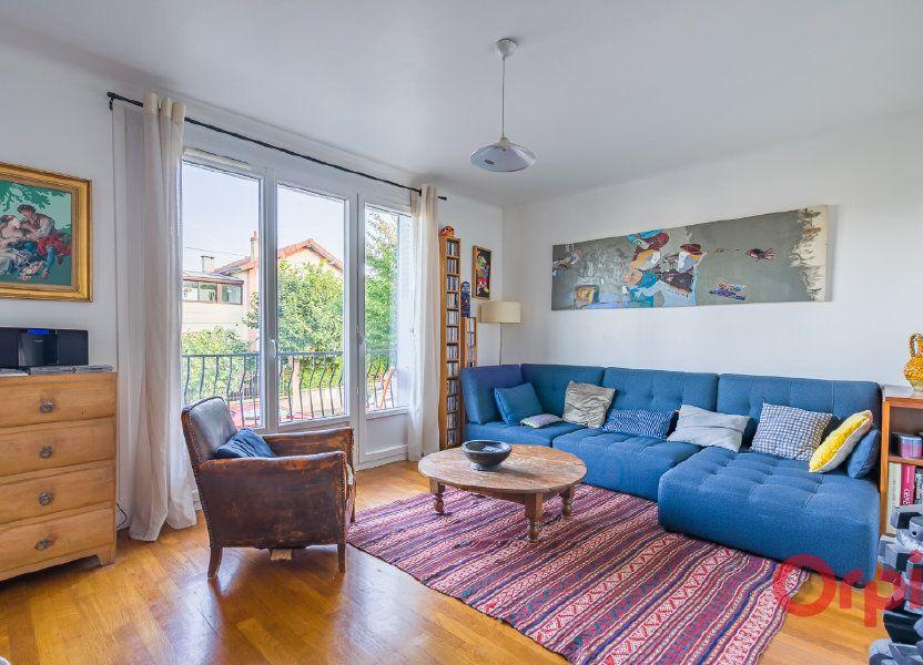 Appartement à vendre 81.11m2 à Sucy-en-Brie