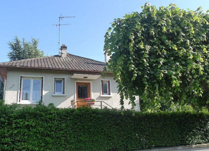 Maison à louer 52.75m2 à Noisy-le-Grand