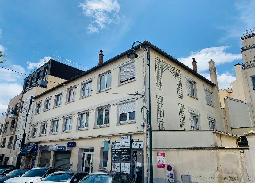 Appartement à louer 14.07m2 à Nogent-sur-Marne