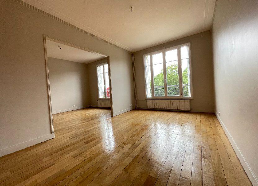Appartement à louer 61.69m2 à Nogent-sur-Marne
