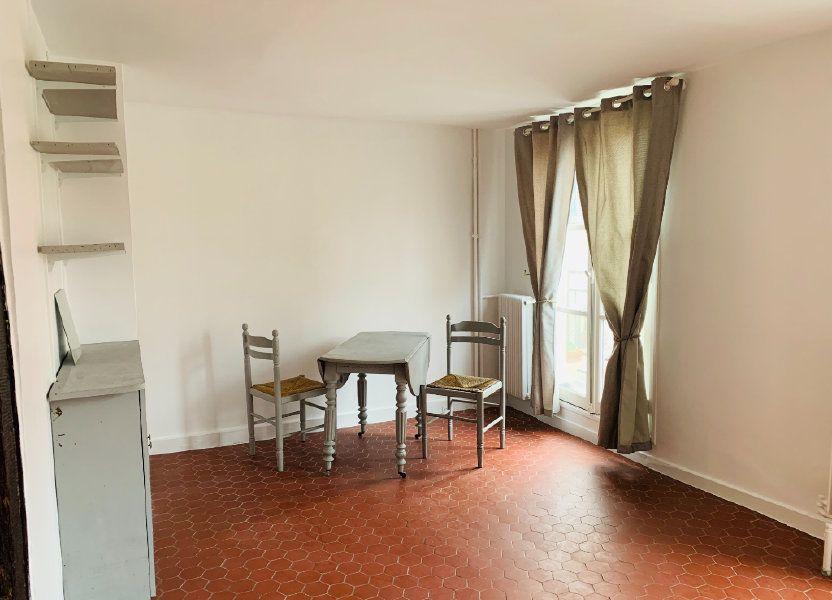 Appartement à louer 23.22m2 à Paris 3