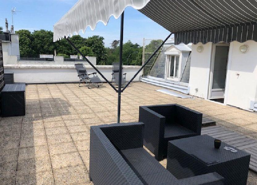 Appartement à louer 117.09m2 à Nogent-sur-Marne