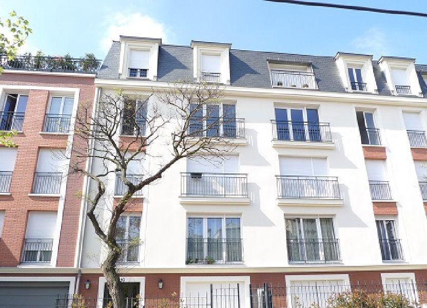 Appartement à louer 47.48m2 à Nogent-sur-Marne