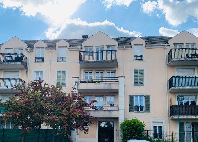 Appartement à louer 61.44m2 à Magny-le-Hongre