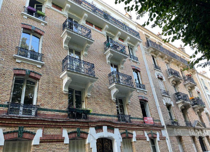Appartement à louer 48.83m2 à Nogent-sur-Marne