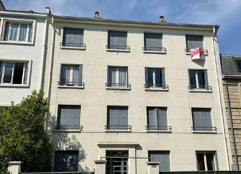 Appartement à louer 34.37m2 à Nogent-sur-Marne