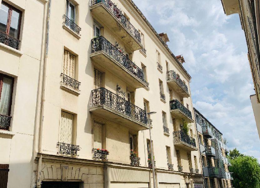 Appartement à louer 44.48m2 à Nogent-sur-Marne