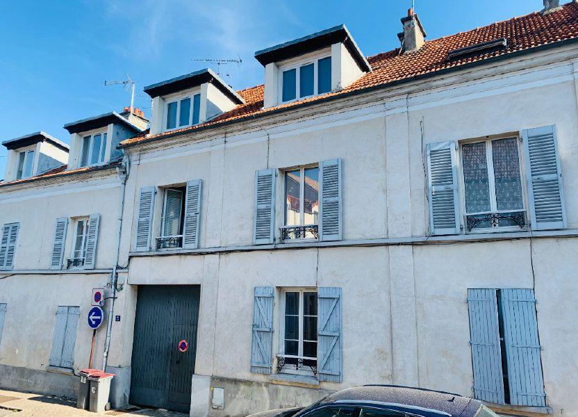 Appartement à louer 24.9m2 à Bry-sur-Marne