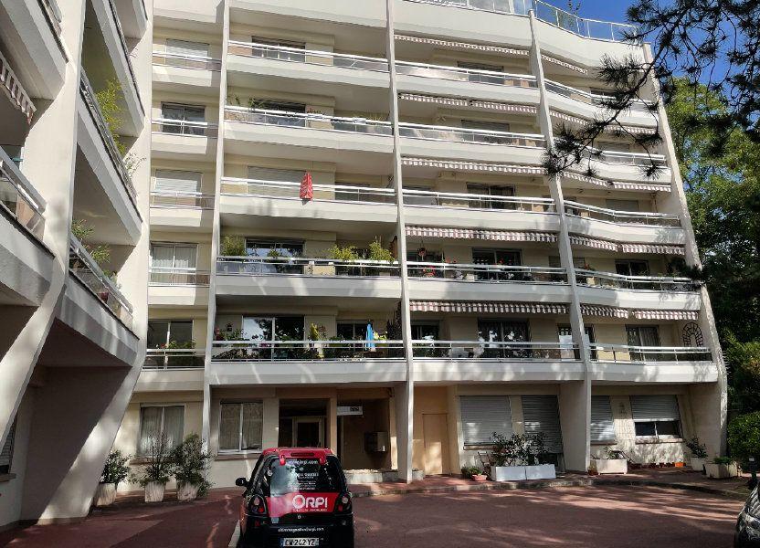 Appartement à louer 54.25m2 à Nogent-sur-Marne