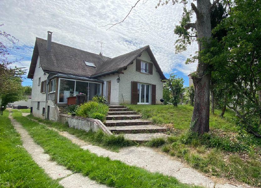 Maison à vendre 255m2 à Le Plessis-Trévise