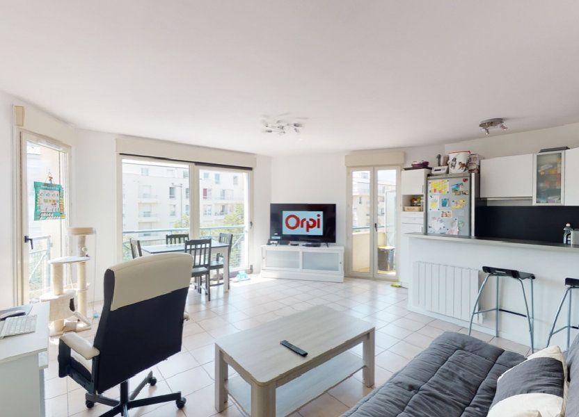 Appartement à vendre 43m2 à Le Plessis-Trévise