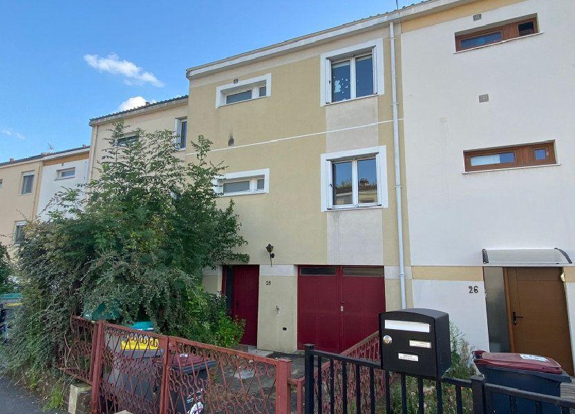 Maison à vendre 85m2 à La Queue-en-Brie