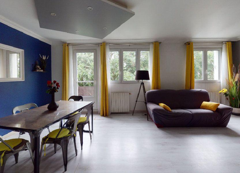 Appartement à vendre 66m2 à Le Plessis-Trévise