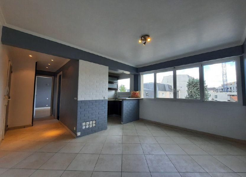 Appartement à louer 43.81m2 à Le Plessis-Trévise