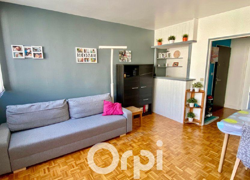 Appartement à vendre 56.81m2 à Le Plessis-Trévise