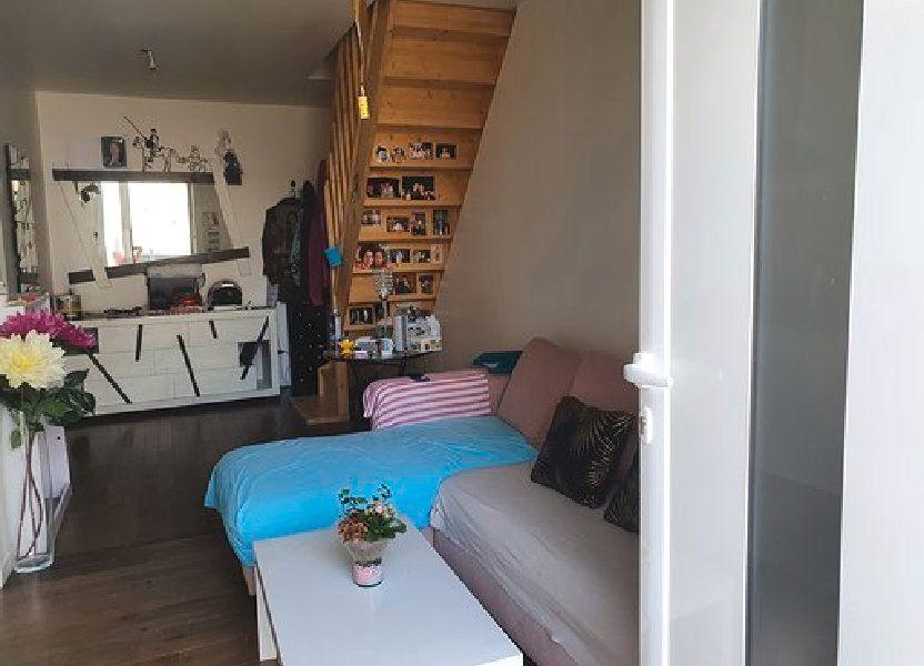 Maison à vendre 47m2 à Boissy-Saint-Léger