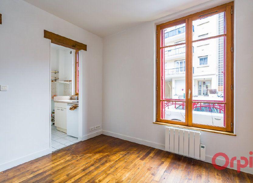 Appartement à vendre 21.45m2 à Créteil