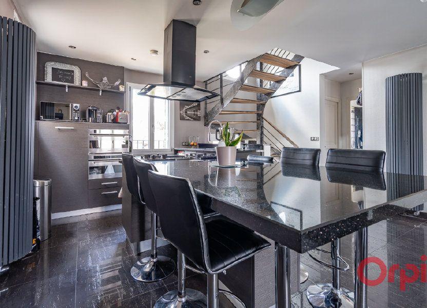 Maison à vendre 112m2 à Bonneuil-sur-Marne