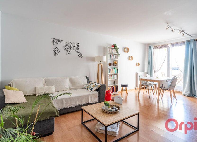 Appartement à vendre 73.25m2 à Créteil