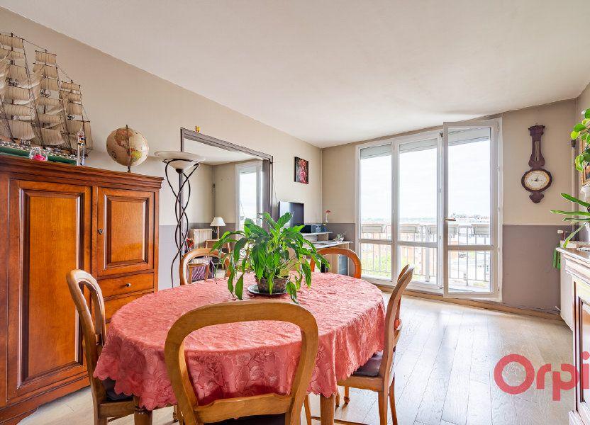 Appartement à vendre 87.5m2 à Créteil