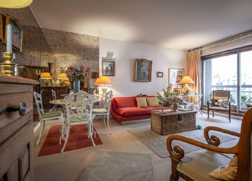 Appartement à vendre 68.76m2 à Nogent-sur-Marne