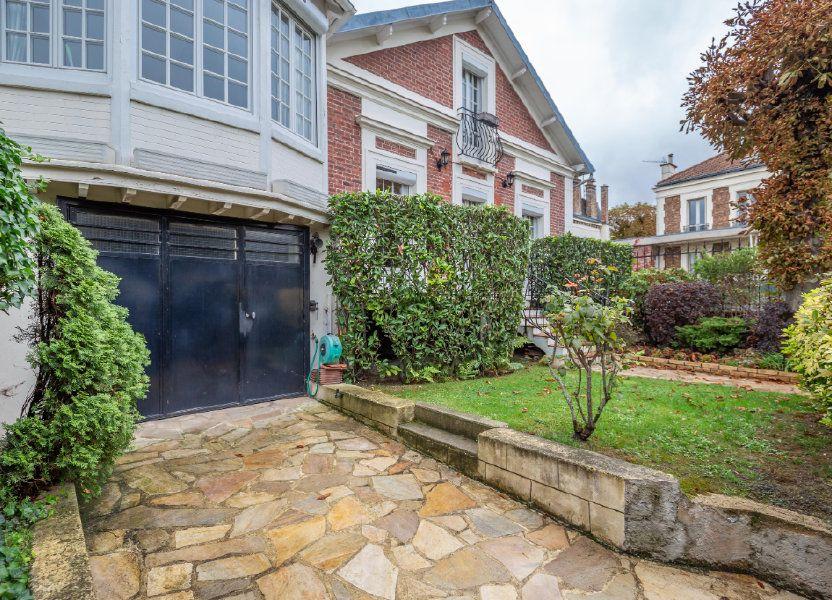 Maison à vendre 126m2 à Nogent-sur-Marne