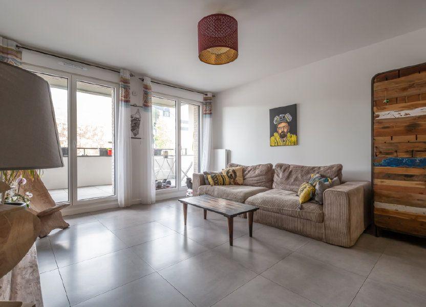 Appartement à vendre 60.35m2 à Le Perreux-sur-Marne