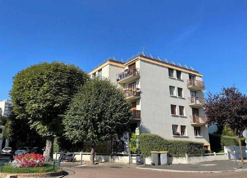 Appartement à louer 38m2 à Nogent-sur-Marne