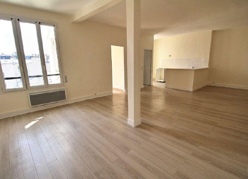 Appartement à louer 88m2 à Paris 11