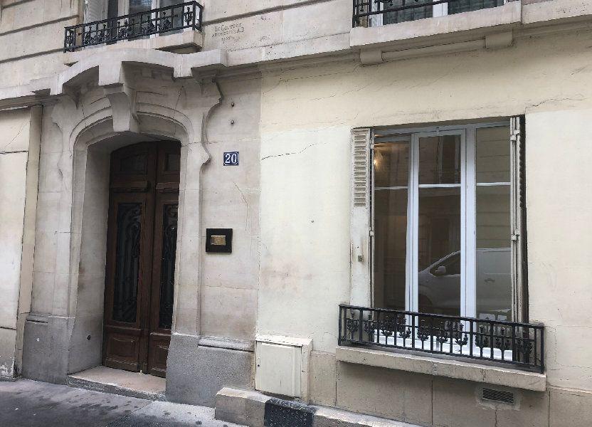 Appartement à louer 21.76m2 à Paris 18