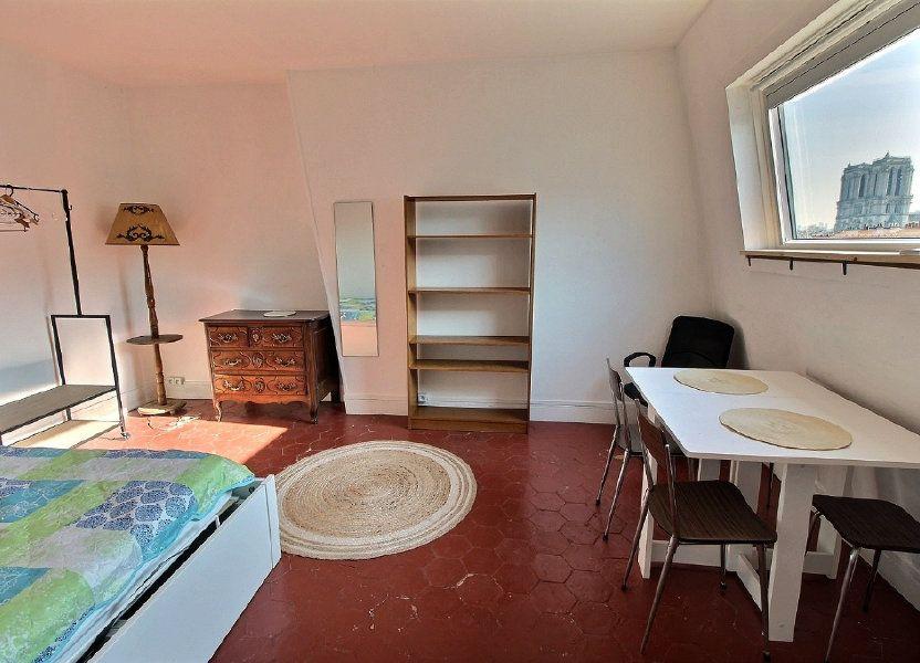 Appartement à louer 22.35m2 à Paris 5