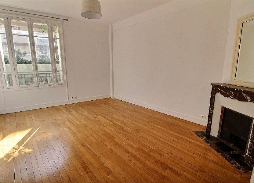 Appartement à louer 63m2 à Vincennes